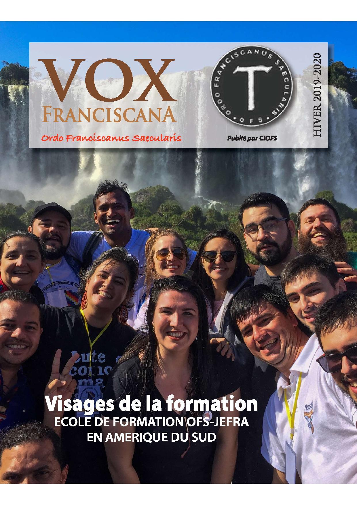 VoxFranciscanaHiver2019-2020-Fr-couverture-page1