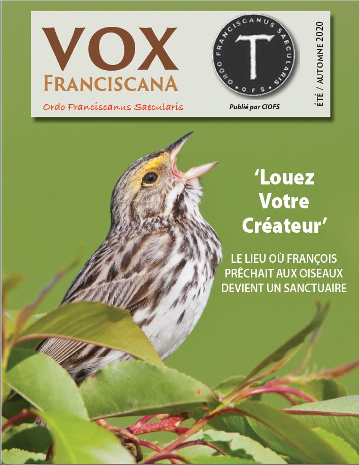 VoxFranciscanaAutomne2020-Fr-couverture
